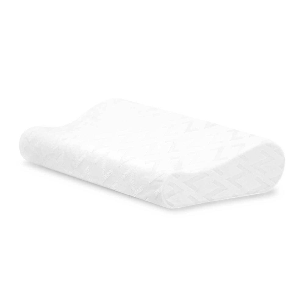 Rayon From Bamboo Replacement Pillow Cover Queen Contour