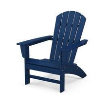 View Product - Nautical Adirondack Chair in Navy