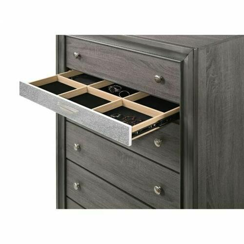 ACME Naima Chest - 25976 - Gray