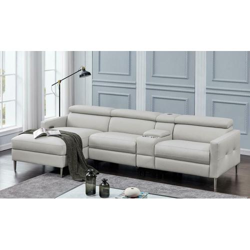 Coaster - 4 PC Power2 Sectional