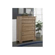 Tall Chest - 6 Drawers