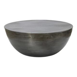 Conga Coffee Table Antique Zinc