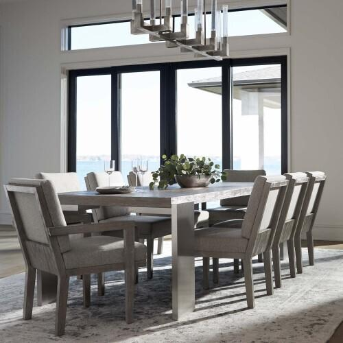 Gallery - Foundations Dining Table in Light Shale (306)