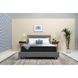 "SealyConform - Essentials Collection - 10"" Memory Foam - Mattress In A Box - Cal King"