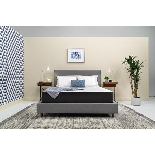 "Conform - Essentials Collection - 10"" Memory Foam - Mattress In A Box - Cal King"