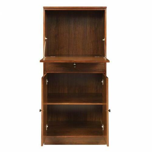 ACME Wiesta Wine Cabinet - 97543 - Walnut