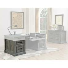 See Details - GRAMERCY PARK Executive Left Desk Pedestal