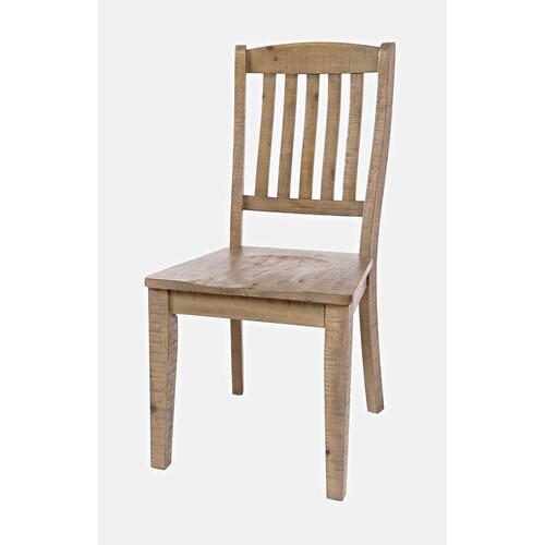 Carlyle Crossing Slatback Chair (2/ctn)