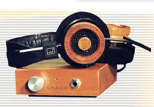 GRADO's New Reference Headphone Amp: RA1