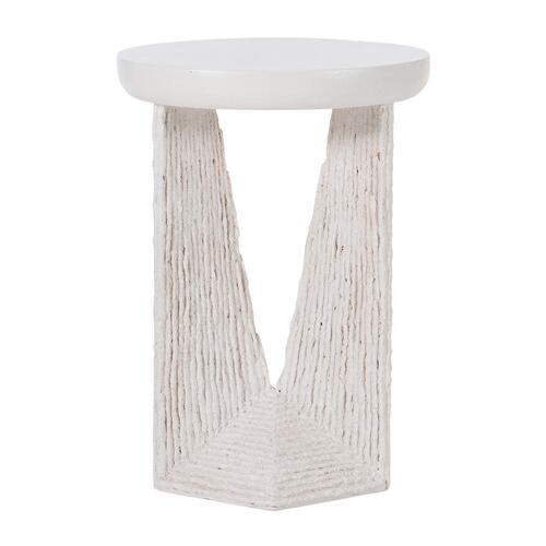 Gallery - Voile Accent Table