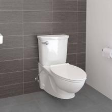 View Product - Glenwall VorMax Wall Hung Elongated Commercial Toilet  American Standard - White