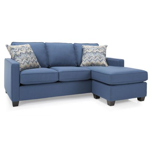 2855 79in Sofa with Chaise