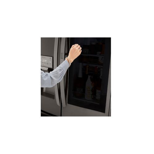 """36"""" Instaview Door-in-door® With Craft Ice Maker"""