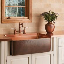 See Details - Copper Farmhouse Sink