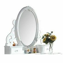 ACME Flora Jewelry Mirror - 01664 - White