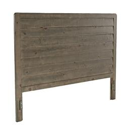 6/6 King Headboard - Mocha Finish