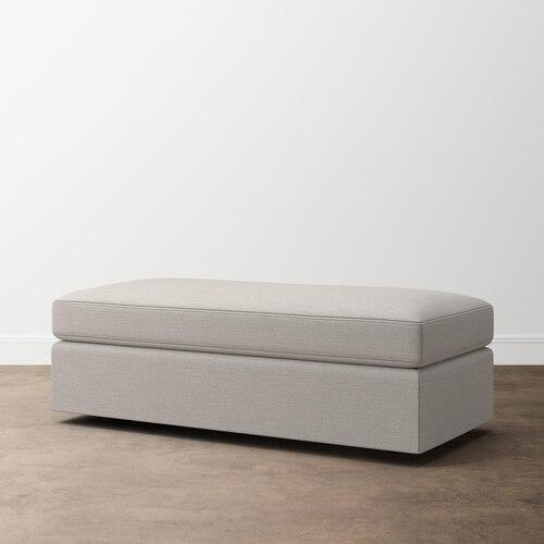 Wellington Storage Ottoman