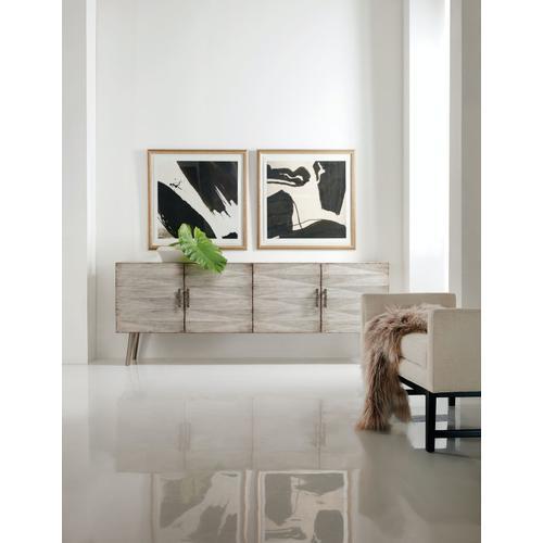 Living Room Melange Truxton Credenza