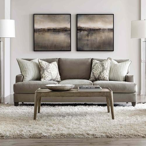 Mila Sofa in Aged Gray (788)