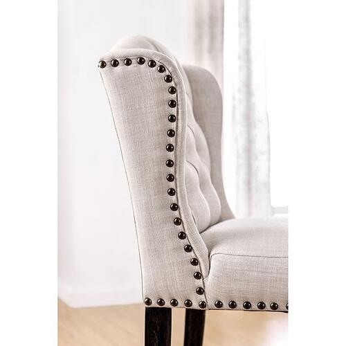 Sania III Counter Ht. Wingback Chair (2/Box)