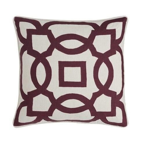 Bassett Furniture - Nora Pillow Cover Wine