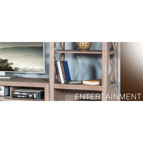 "114""W Entertainment Wall"