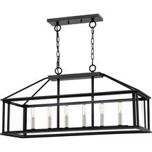 View Product - Citadel Island Chandelier in Earth Black