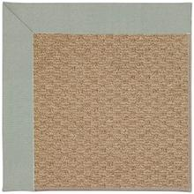 "Creative Concepts-Raffia Canvas Spa Blue - Rectangle - 24"" x 36"""