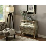 ACME Vanas Bombay Chest - 90109 - Silver Product Image