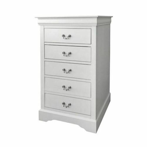 ACME Louis Philippe III Chest - 24506 - White