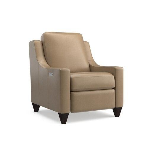 Motion Reclining Leather Chair