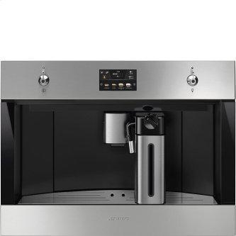 Coffee machine Stainless steel CMSU4303X