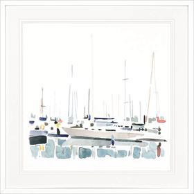 Sailboat Scenery II