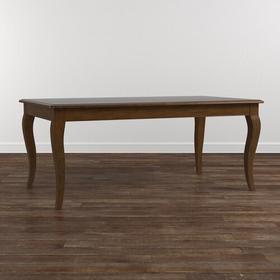 "Custom Dining 79"" Rectangular Dining Table"