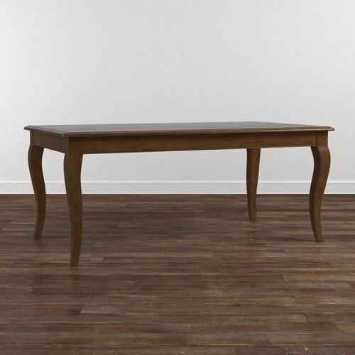 "Custom Dining 79"" Rectangular Dining Table"
