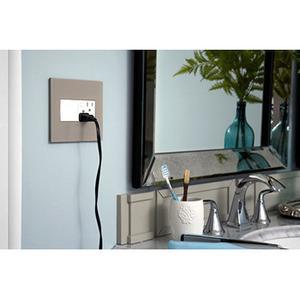 sofTap Dimmer Switch, 700W Incandescent/Halogen, Magnesium