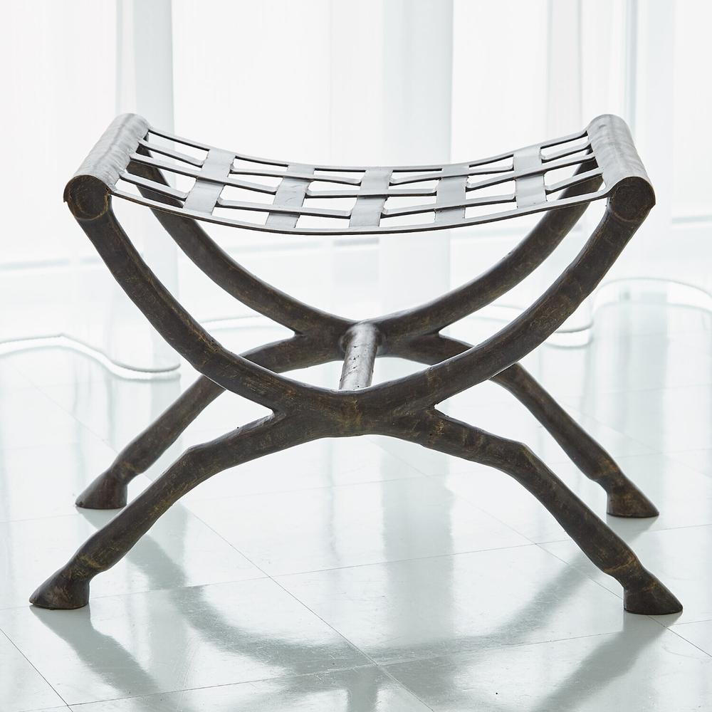 See Details - Giddy Up Bench-Bronze