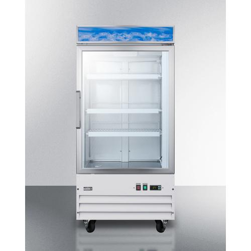 """Summit - 27"""" Wide Upright Beer Froster"""