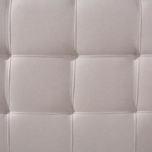 Hillsdale Furniture - Delaney Queen Upholstered Bed, Fog