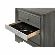 ACME Naima Nightstand - 25973 - Gray