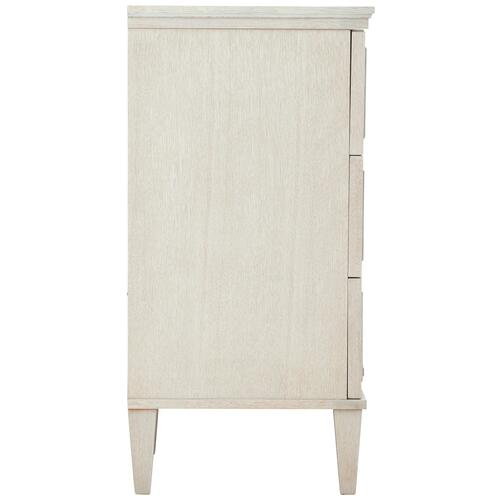 Allure Dresser in Manor White (399)