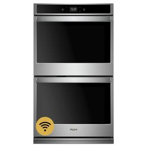 Whirlpool8.6 cu. ft. Smart Double Wall Oven with Touchscreen