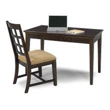 See Details - Writing Desk - Walnut Finish