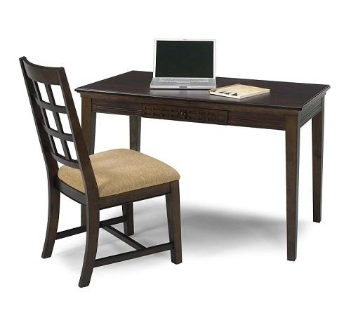 Writing Desk - Walnut Finish