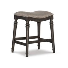 Lockhart Grey Counter Stool