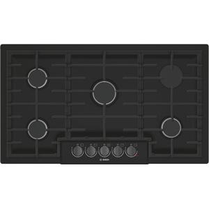 Bosch 800 Series Gas Cooktop 36'' Black Ngm8646uc