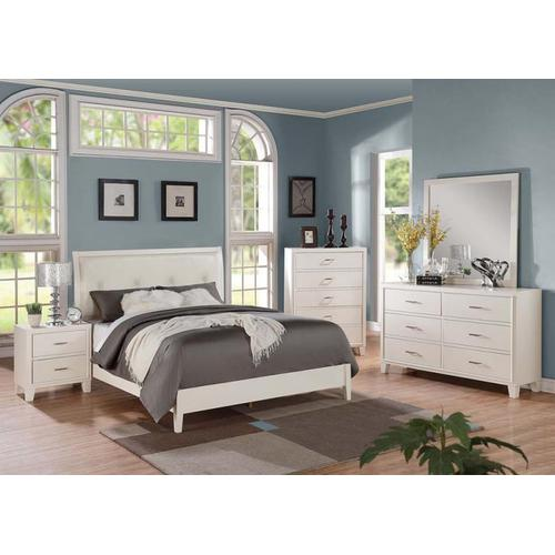 Acme Furniture Inc - Tyler CAL.KING Bed