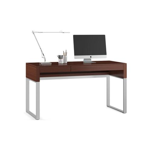 6201 Desk in Chocolate Stained Walnut