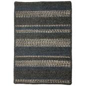 Larkin Anthracite Braided Rugs