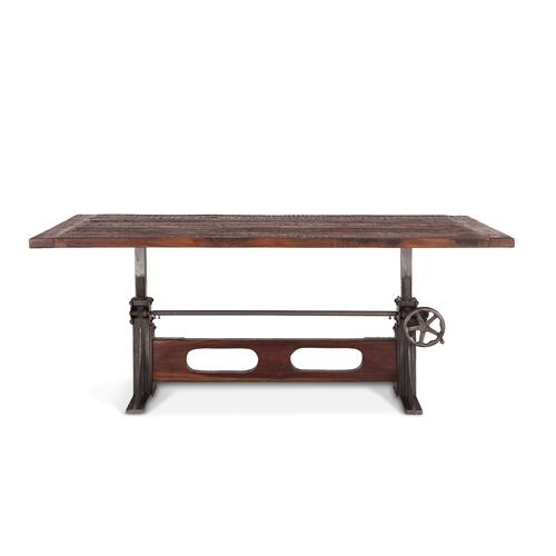 """Manchester 84"""" Adjustable Dining Table"""